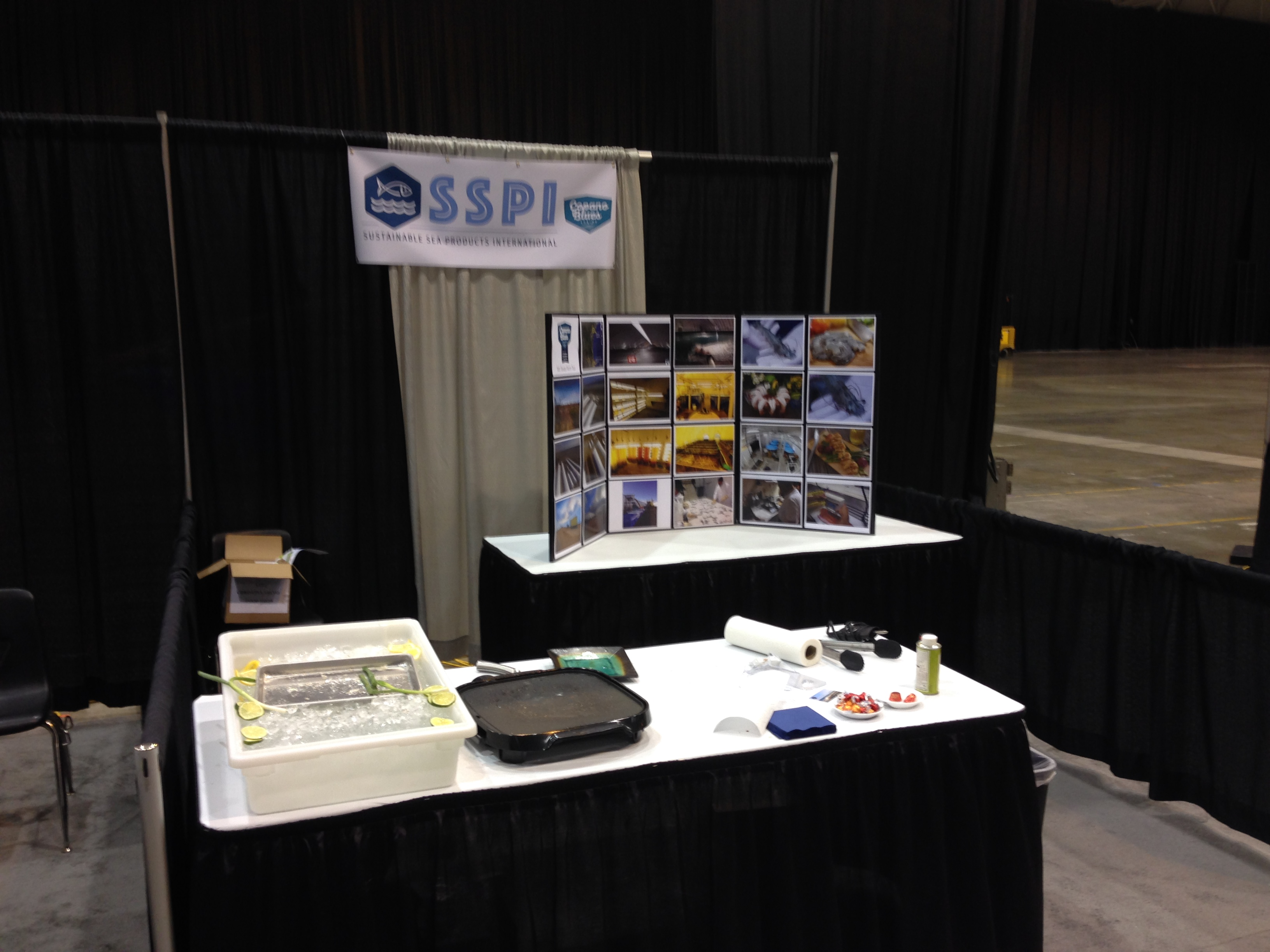SSPI Wows Attendees at Euro USA Food Show